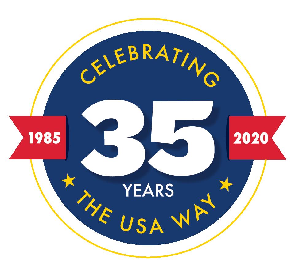 USA Insulation celebrating 35 years
